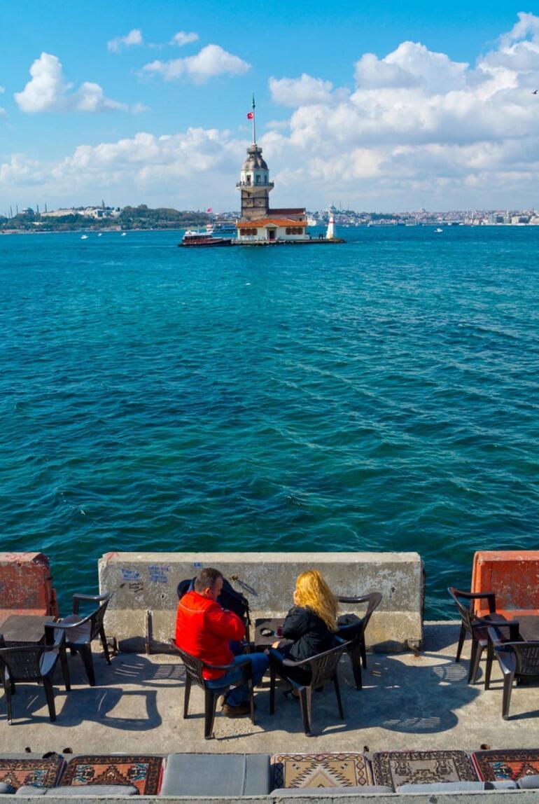 İstanbulda en huzurlu yer Eyüpsultan, en romantik yer Kız Kulesi oldu
